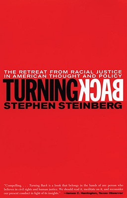 Turning Back - Steinberg, Stephen (Epilogue by)
