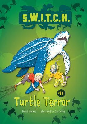 Turtle Terror - Sparkes, Ali