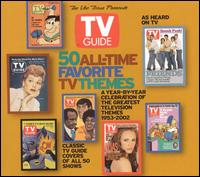 TV Guide: 50 All-Time Favorite TV Themes - Various Artists