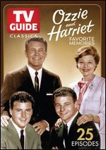 TV Guide Classics: Ozzie & Harriet - Favorite Memories [3 Discs] - Ozzie Nelson