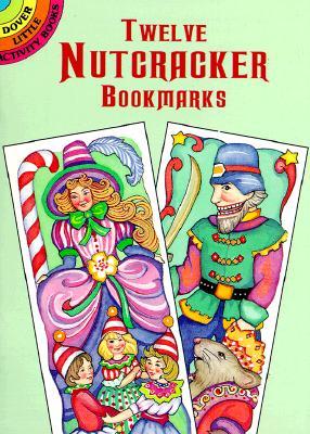 Twelve Nutcracker Bookmarks - Noble, and Christmas