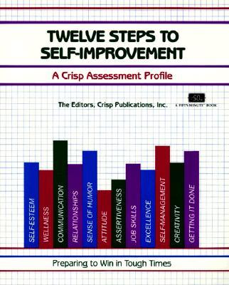 Twelve Steps to Self-Improvement - Jones, Frederic H, and Chapman, Elwood N, and Chapman, Martha