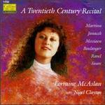 Twentieth Century Recital
