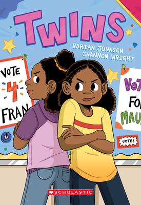 Twins: A Graphic Novel, 1 - Johnson, Varian