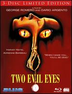 Two Evil Eyes [3-Disc Limited Edition] [Blu-ray] - Dario Argento; George A. Romero