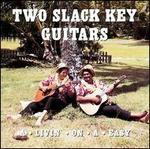 Two Slack Key Guitars