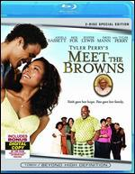 Tyler Perry's Meet the Browns [Includes Digital Copy] [Blu-ray]