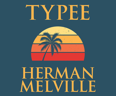 Typee - Melville, Herman, and Dove, Eric G (Narrator)