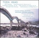 """Tyzen Hsiao: 1947 Overture; Piano Concerto in C minor, Op. 53; Symphony """"Formosa"""", Op. 49"""