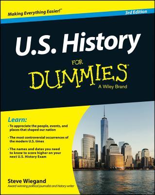 U.S. History For Dummies - Wiegand, Steve