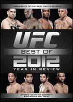 UFC: Best of 2012