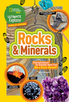 Ultimate Explorer Field Guide: Rocks and Minerals - Honovich, Nancy