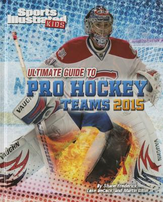 Ultimate Guide to Pro Hockey Teams - Frederick, Shane