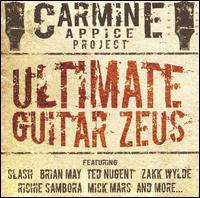 Ultimate Guitar Zeus - Carmine Appice Project