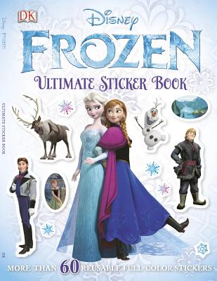 Ultimate Sticker Book: Frozen -