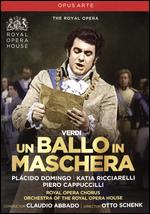 Un Ballo in Maschera (Royal Opera House) - John Vernon
