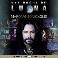 Una Noche de Luna [CD/DVD] - Marco Antonio Sol�s