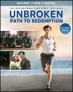 Unbroken: Path to Redemption [Includes Digital Copy] [Blu-ray/DVD]