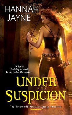 Under Suspicion - Jayne, Hannah