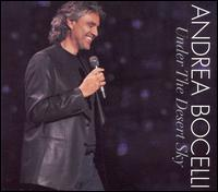 Under the Desert Sky - Andrea Bocelli
