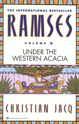 Under the Western Acacia - Jacq, Christian, and Feeney, Mary (Translated by)