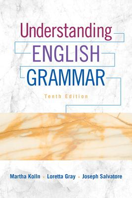 Understanding english grammar book by martha kolln 11 available cash for textbooks fandeluxe Gallery