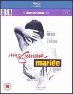 Une Femme Mariee [Blu-ray]