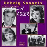 Unholy Sonnets and Other Song Cycles by Samuel Adler