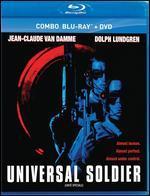 Universal Soldier [Blu-ray/DVD]