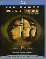 Universal Soldier: The Return [WS] [Blu-ray]