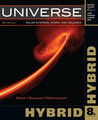 Universe, Hybrid (with Cengagenow, 1 Term (6 Months) Printed Access Card) - Seeds, Michael A, and Backman, Dana, and Montgomery, Michele M
