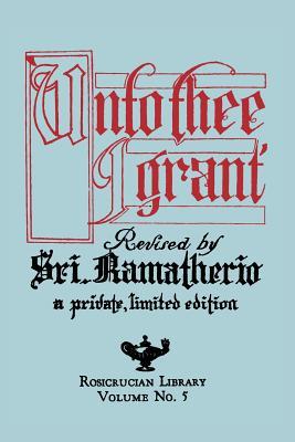 Unto Thee I Grant - Ramatherio, Sri