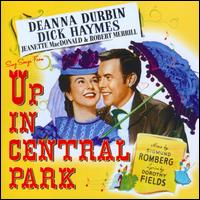 Up in Central Park - Deanna Durbin/Dick Haymes