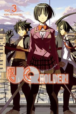 Uq Holder! 3 - Akamatsu, Ken