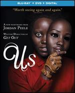 Us [Includes Digital Copy] [Blu-ray/DVD] - Jordan Peele