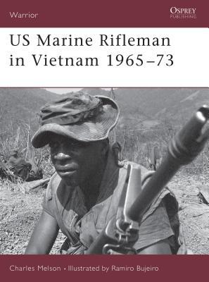 US Marine Rifleman in Vietnam 1965 73 - Melson, Charles