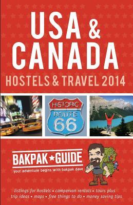 USA/Canada Hostels & Travel Guide 2014 - Barish, David
