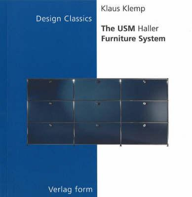 usm haller furniture system book by volker ed fischer klaus klemp edition available edition. Black Bedroom Furniture Sets. Home Design Ideas