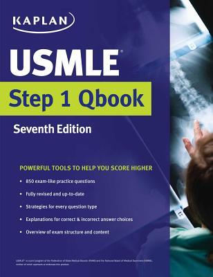 USMLE Step 1 Qbook - Kaplan Medical