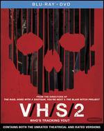 V/H/S/2 [2 Discs] [Blu-ray/DVD] - Adam Wingard; Eduardo Sanchez; Gareth Evans; Gregg Hale; Jason Eisener; Simon Barrett; Timo Tjahjanto