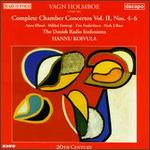 Vagn Holmboe: Complete Chamber Concertos, Vol. 2
