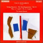 Vagn Holmboe: String Quartets, Volume 2
