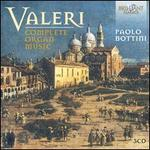 Valeri: Complete Organ Music