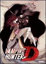 Vampire Hunter D - Carl Macek; Toyoo Ashida