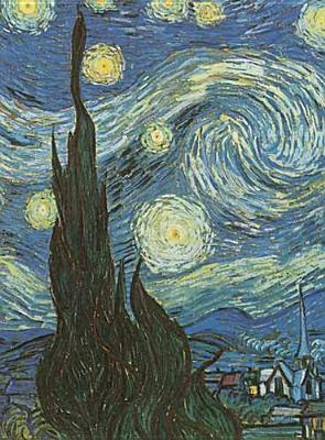 Van Gogh's Starry Night Notebook - Van Gogh, Vincent