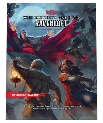 Van Richten's Guide to Ravenloft (Dungeons & Dragons) - Wizards RPG Team