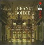 Vassily Brandt, Oskar Böhme: Music for trumpet