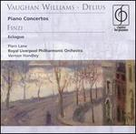 Vaughan Williams, Delius: Piano Concertos; Finzi: Eclouge