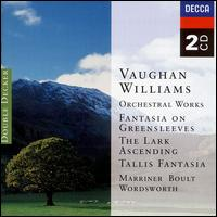 Vaughan Williams: Orchestral Works - Celia Nicklin (oboe); Iona Brown (violin); Tommy Reilly (harmonica)