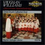 Vaughan Williams: Shakespeare Songs; Mass in Gm